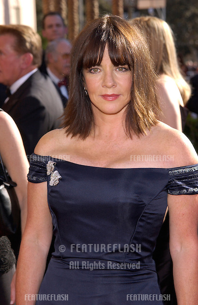 STOCKARD CHANNING at the 2002 Emmy Awards in Los Angeles..22SEP2002. © Paul Smith / Featureflash