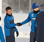 241210 Rangers training