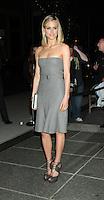 April 19, 2012 Taylor Schilling asiste a la proyección de Warner Bros. Pictures con la cinta  ¨The Lucky One¨ en el Hotel Crosby Street en Nueva York.(*Foto:©RW/Mediapunch/NortePhoto.com*).