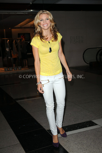 WWW.ACEPIXS.COM . . . . . ....August 13 2009, New York City....Actress AnnaLynne McCord launches AcneHeroes.com's Acne Action Plan at Columbus Circle on August 13, 2009 in New York City. ....Please byline: KRISTIN CALLAHAN - ACEPIXS.COM.. . . . . . ..Ace Pictures, Inc:  ..(212) 243-8787 or (646) 679 0430..e-mail: picturedesk@acepixs.com..web: http://www.acepixs.com
