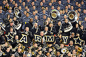 The United States Army Black Knights band plays their Alma Mater following their team's 27 - 21 defeat by the U.S. Navy Midshipmen in their 112th meeting in this storied rivalry at FedEx Field in Landover, Maryland on Saturday, December 10, 2011..Credit: Ron Sachs / CNP
