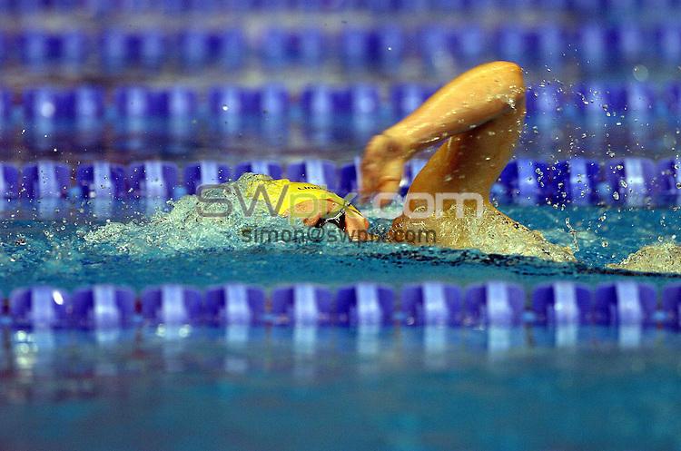 PICTURE BY SIMON WILKINSON/SWPIX.COM -  Swimming - ASA National Youth Championships 2006 - Ponds Forge, Sheffield, England - 06/08/06...Copyright - Simon Wilkinson - 07811 267706...Jordan Tomlinson.