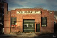 madeja garage