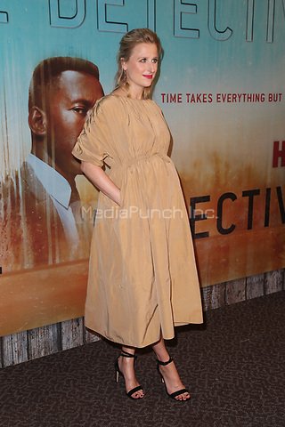 LOS ANGELES, CA - JANUARY 10: Mamie Gummer at the Los Angeles Premiere of HBO's True Detective Season 3 at the Directors Guild Of America in Los Angeles, California on January 10, 2019. Credit: Faye Sadou/MediaPunch
