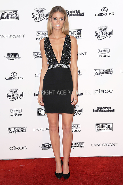 WWW.ACEPIXS.COM<br /> February 16, 2016 New York City<br /> <br /> Kate Bock attending the 2016 Sports Illustrated Swimsuit Launch Celebration at Brookfield Place on February 16, 2016 in New York City.<br /> <br /> Credit: Kristin Callahan/ACE Pictures<br /> Tel: (646) 769 0430<br /> e-mail: info@acepixs.com<br /> web: http://www.acepixs.com