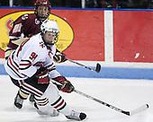 (Price) Tyler McNeely (NU - 94) - The visiting Boston College Eagles defeated the Northeastern University Huskies 4-1 on NU's senior night, Saturday, March 8, 2008, at Matthews Arena in Boston, Massachusetts.