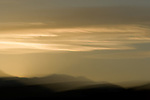 Sunrise over the Amargosa Range, Death Valley National Park, California  2007