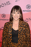 LOS ANGELES, CA - DECEMBER 04: Elizabeth Henstridge at Refinery29 Presents 29Rooms Los Angeles 2018: Expand Your Reality at The Reef on December 4, 2018 in Los Angeles, California. <br /> CAP/MPI/DE<br /> &copy;DE//MPI/Capital Pictures