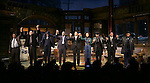 during August Wilson's 'Jitney' Broadway opening night curtain call at Samuel J. Friedman Theatre on January 19, 2017 in New York City.