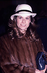 "Candice Earley at the ""All My Children"" ABC TV Studios on March 1, 1981 in New York City."