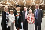 25/8/2015  With Compliments.   Attending the University of Limerick conferring on Tuesday were Patrice Twoomey, UL, Mary Twoomey, Bishopstown, Cork, Bethan Leonard, Ardnacrusha conferred with an LLB, Norah and Nick Leonard, Naas and Michael Leonard, Ardnacrusha.<br />
