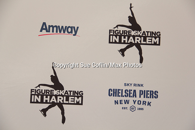 Figure Skating in Harlem's Champions in Life (in its 21st year) Benefit Gala recognizing the medal-winning 2018 US Olympic Figure Skating Team on May 1, 2018 at Pier Sixty at Chelsea Piers, New York City, New York. (Photo by Sue Coflin/Max Photo)