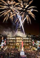 15/11/2009 Glasgow Fireworks