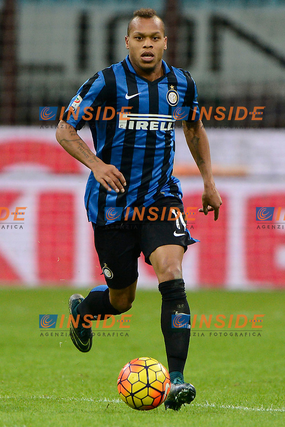 Jonathan Biabiany Inter<br /> Milano 22-11-2015 Stadio Giuseppe Meazza - Football Calcio Serie A Inter - Frosinone. Foto Giuseppe Celeste / Insidefoto