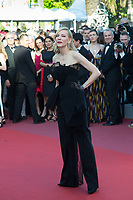 CANNES, FRANCE - MAY 17: Cate Blanchett attends the screening of 'Capharnaum' during the 71st annual Cannes Film Festival at Palais des Festivals on May 17, 2018 in Cannes, France. <br /> <br /> Picture: Kristina Afanasyeva/Featureflash/SilverHub 0208 004 5359 sales@silverhubmedia.com