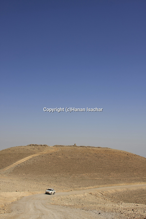 Israel, Rosh Zohar in the Judean Desert