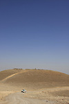 Israel, Rosh Zohar in the Judean Desert