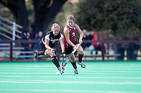 STANFORD, CA - November 4, 2011: Hope Burke during the Stanford vs. Davidson in the second round of  the  NorPac Championship at the Varsity Turf on the Stanford campus Friday afternoon.<br /> <br /> Stanford defeated Davidson 7-2.