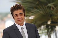 Benicio Del Toro <br /> Festival del Cinema di Cannes 2015<br /> Foto Panoramic / Insidefoto