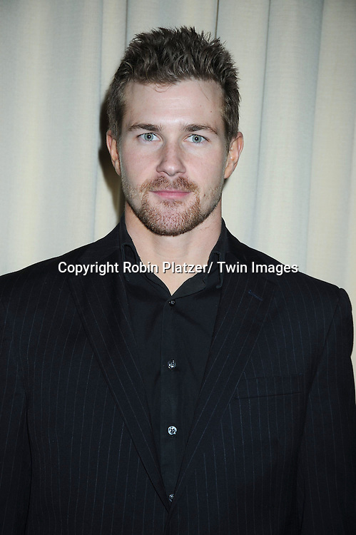 """actor Josh Kelly of """"One Life to Live""""attending the 26th Annual Starlight Children's Foundation Gala on March 16, 2011 at The Marriott Marquis Hotel in New York City."""