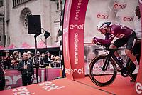 Elia Viviani (ITA/QuickStep Floors)<br /> <br /> stage 16: Trento &ndash; Rovereto iTT (34.2 km)<br /> 101th Giro d'Italia 2018