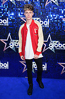 HRVY<br /> arriving for the Global Awards 2018 at the Apollo Hammersmith, London<br /> <br /> ©Ash Knotek  D3384  01/03/2018