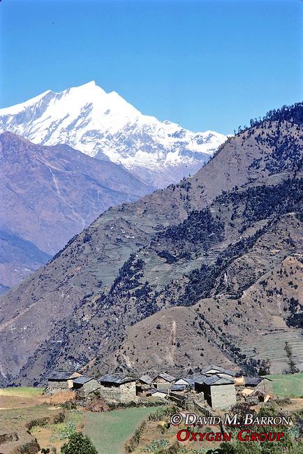 Mountains & Huts / Jomosom Trail