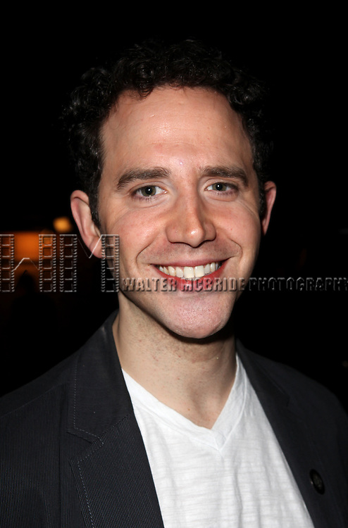 Santino Fonntana attending the 2013 Tony Awards Meet The Nominees Junket  at the Millennium Broadway Hotel in New York on 5/1/2013...