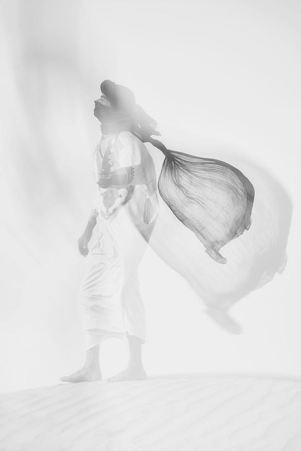 The sky dancer II