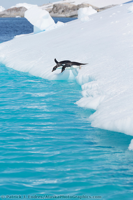 Peterman Island, Antarctic peninsula