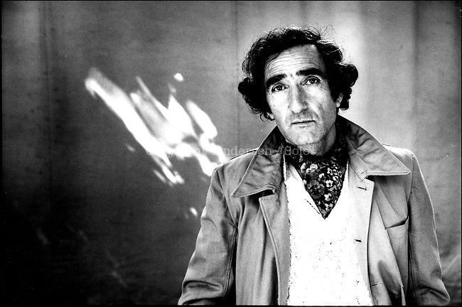 Serge Rezvani in 1981.