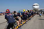 Special Olympics So Cal Plane Pull 2017