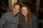 Broadway's Boyd Gaines and ATWT Jennifer Ferrin (both in 39 Steps on Broadway) at 22nd Annual Broadway Flea Market & Grand Auction to benefit Broadway Cares/Equity Fights Aids on Sunday, September 21, 2008 in Shubert Alley, New York City, New York. (Photo by Sue Coflin/Max Photos)