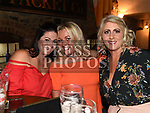 Jenny McGuinness, Shirley Reynolds and Jacqueline Reid at Mary Kelly and Mona Murphy's retirement party in The Mariner. Photo:Colin Bell/pressphotos.ie