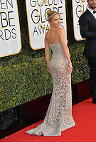 Elsa Pataky at the 74th Golden Globe Awards  at The Beverly Hilton Hotel, Los Angeles USA 8th January  2017<br /> Picture: Paul Smith/Featureflash/SilverHub 0208 004 5359 sales@silverhubmedia.com