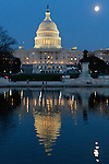 Washington, DC is home to the United States Capitol