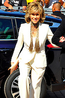 CANNES, FRANCE - MAY 20: Actress Jane Fonda attends the 'Youth' Photocall during the 68th annual Cannes Film Festival on May 20, 2015 in Cannes, France. <br /> Festival del Cinema di Cannes 2015<br /> Foto Panoramic / Insidefoto
