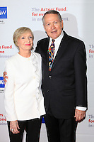 BEVERLY HILLS - JUN 12: Florence Henderson, John Holly at The Actors Fund's 20th Annual Tony Awards Viewing Party at the Beverly Hilton Hotel on June 12, 2016 in Beverly Hills, California