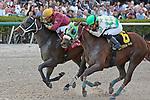 January 18, 2020: #1 Noble Drama with jockey Emisael Jaramillo on board wins the Sunshine Millions Classic Stakes Black Type at Gulfstream Park in Hallandale Beach, Florida, on January 18th, 2020. LizLamont/Eclipse Sportswire/CSM