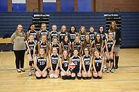 7th Grade Volleyball 1/24/19