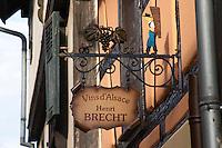 domaine henri brecht eguisheim alsace france