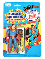 BNPS.co.uk (01202 558833)<br /> Pic: Vectis/BNPS<br /> <br /> PICTURED:  Super Powers Collection Superman figure.<br /> <br /> One man's epic collection of retro eighties' toys has been sold for £220,000 by his family following his death.<br /> <br /> Dr Cornel Flemming amassed more than 1,600 toy action figures and cars for franchises like Star Wars, He-Man and Transformers. <br /> <br /> The market for nostalgic toys is booming at the moment which is reflected in the prices some of the toys achieved.<br /> <br /> An unopened pack of three He-Man figures featuring He-Man, Teela and Ram Man made by Mettel sold for an incredible £12,000.