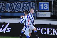 VOETBAL: HEERENVEEN: 23-01-16, Abe Lenstra Stadion, SC Heerenveen - Willem II, uitslag 3-1, ©foto Martin de Jong