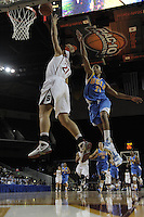 March 14, 2010.  Roslyn Gold-Onwude during the finals of the Pac-10 tournament.  Stanford defeated UCLA, 70-46.