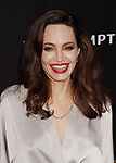 BEVERLY HILLS, CA - NOVEMBER 05: Honoree/actor Angelina Jolie attends the 21st Annual Hollywood Film Awards at The Beverly Hilton Hotel on November 5, 2017 in Beverly Hills, California.