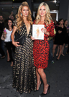 "Nicky Hilton ""365 Style"" Book Signing - Nicky Hilton in Conversation with Paris Hilton"