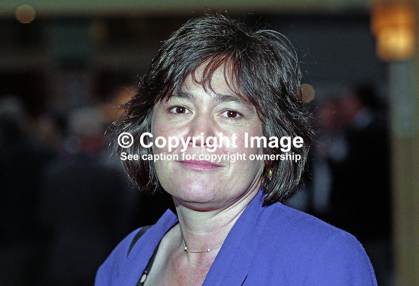 Clare Short, MP, Labour Party, politician, UK, 19921076CS.<br />
