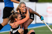 161120 International Women's Hockey - NZ Black Sticks v Australia Hockeyroos