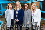The Management team of St Ita's and St Joesph's on Thursday<br /> L to r: Louise McCarthy (Deputy Principal), Sheilann Behan (Ass Principal), Ellen O'Rahilly (Ass Principal) and Grace Sheehan (Principal).