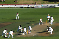 Day four of the Plunket Shield cricket match between Wellington Firebirds and Central Stags at the Basin Reserve in Wellington, New Zealand on Tuesday, 20 March 2018. Photo: Dave Lintott / lintottphoto.co.nz